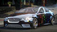 Jaguar XE GST S4 para GTA 4