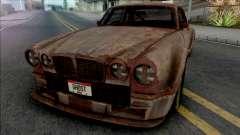 Jaguar XJC Broadspeed para GTA San Andreas