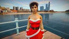 Lara Croft: New Year para GTA San Andreas