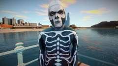 Bully Halloween Skin para GTA San Andreas