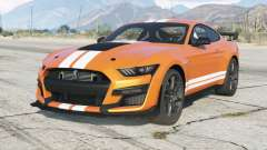 Ford Mustang Shelby GT500 2020〡add-on para GTA 5
