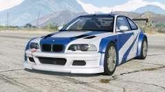 BMW M3 GTR (E46) Más buscado 〡add-on v2.0 para GTA 5
