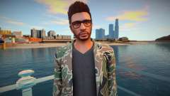 Dude 5 from GTA Online para GTA San Andreas