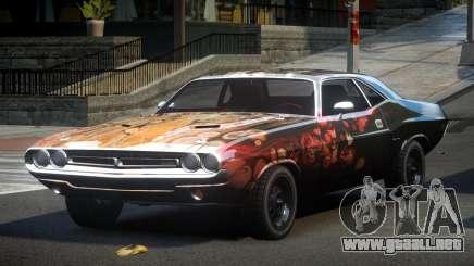 Dodge Challenger BS-U S3 para GTA 4