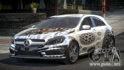 Mercedes-Benz A45 US S10 para GTA 4