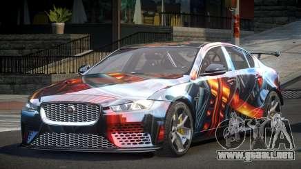 Jaguar XE GST S3 para GTA 4