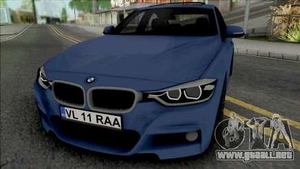 BMW F30 335d M Sport 2016 para GTA San Andreas