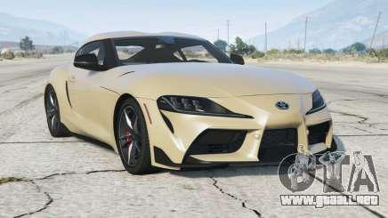 Toyota GR Supra (A90) 2019〡add-on v1.6 para GTA 5