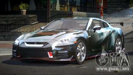Nissan GT-R GS-S S5 para GTA 4