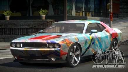 Dodge Challenger SRT GS-U S6 para GTA 4