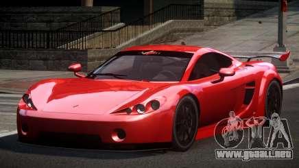 Ascari A10 BS-U para GTA 4