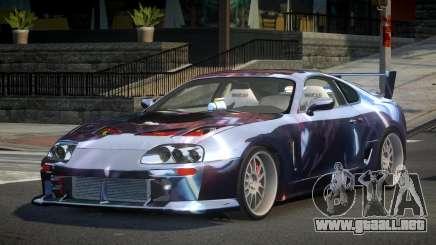 Toyota Supra iSI S5 para GTA 4