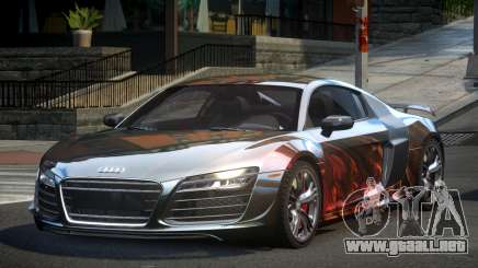 Audi R8 ERS S7 para GTA 4
