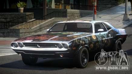 Dodge Challenger BS-U S7 para GTA 4