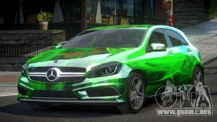 Mercedes-Benz A45 US S8 para GTA 4