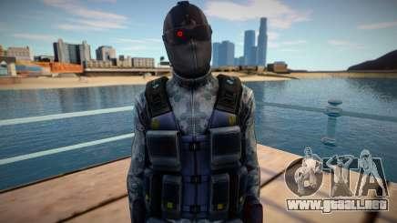 Swat Crysis para GTA San Andreas