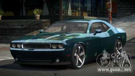 Dodge Challenger SRT GS-U S9 para GTA 4