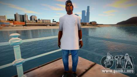 Modnik Ryder para GTA San Andreas