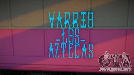 Nuevas bandas de graffiti para GTA San Andreas