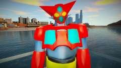 Super Robot Taisen Getter Robo Team para GTA San Andreas