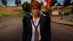 Shin Kamiya Tekken Blood Vengeance 1 para GTA San Andreas