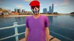 Dude en el maquillaje de GTA Online para GTA San Andreas