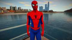 Spidey Suits in PS4 Style v8 para GTA San Andreas
