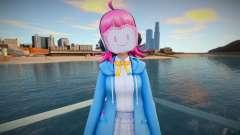 Rinna Tennoji (Love Live Nijigasaki) v1 para GTA San Andreas