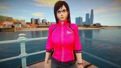 Dead Or Alive 5 - Kokoro (Costume 3) v1 para GTA San Andreas