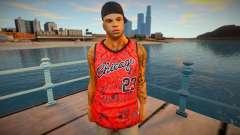 Chicago Jordan 23 para GTA San Andreas