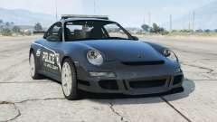 Porsche 911 GT3 RS (997) 2007〡Pursuit Edition v2.0 para GTA 5