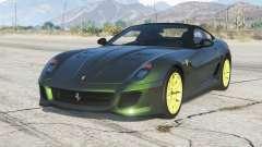 Ferrari 599 GTO 2010〡add-on v1.1 para GTA 5