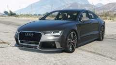 Audi RS 7 Sportback 2016〡add-on v1.3 para GTA 5