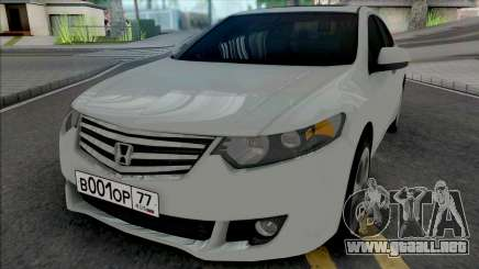Honda Accord (Russian Plates) para GTA San Andreas