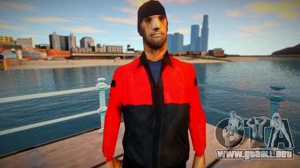 Coast Guard Skin para GTA San Andreas