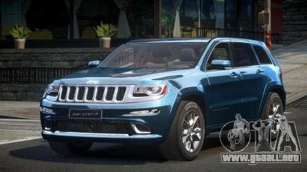 Jeep Grand Cherokee SP para GTA 4