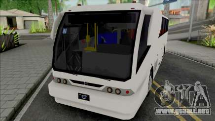 Volvo B10M para GTA San Andreas