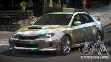 Subaru Impreza GST-R S7 para GTA 4