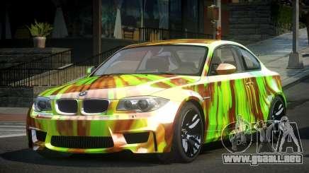 BMW 1M E82 US S4 para GTA 4