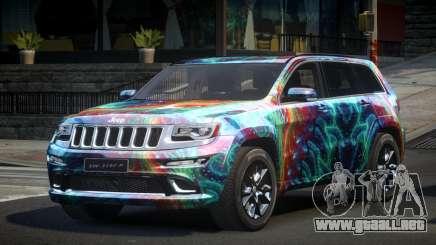 Jeep Grand Cherokee SP S1 para GTA 4