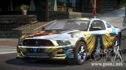 Ford Mustang GST-U S1 para GTA 4