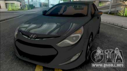 Hyundai Sonata Hybrid 2014 para GTA San Andreas