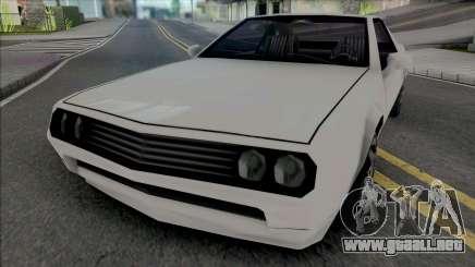 Buffalo GT para GTA San Andreas