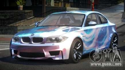BMW 1M E82 US S8 para GTA 4
