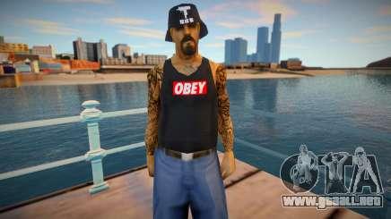 Lsv3 de moda para GTA San Andreas