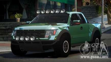 Ford F-150 U-Style para GTA 4