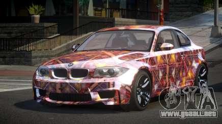 BMW 1M E82 US S6 para GTA 4