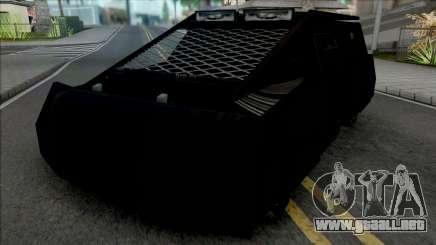 Armored FBI Truck para GTA San Andreas