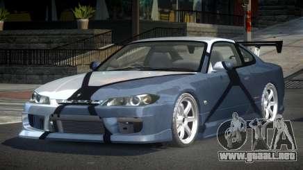 Nissan Silvia S15 Qz L1 para GTA 4