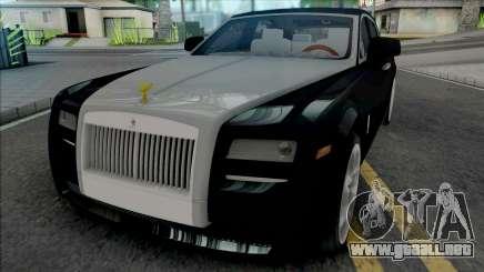 Rolls-Royce Ghost [HQ] para GTA San Andreas